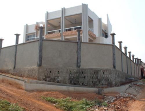 Maisons d'habitation